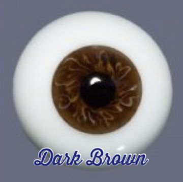 Dark Brown - LARGE IRIS